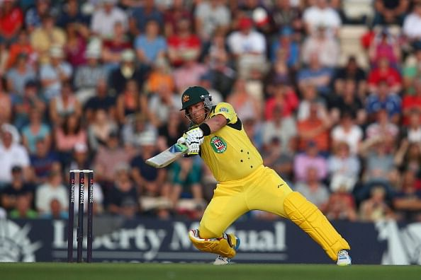 Aaron Finch's 156 runs off 63 balls against England is the highest innings by an individual in a T20 international