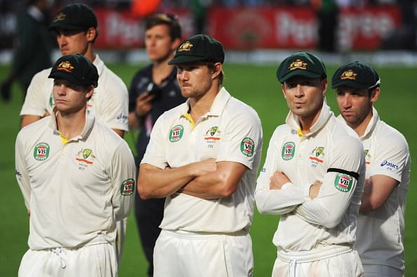 The Ashes 2013: Australia - A case of muddled thinking