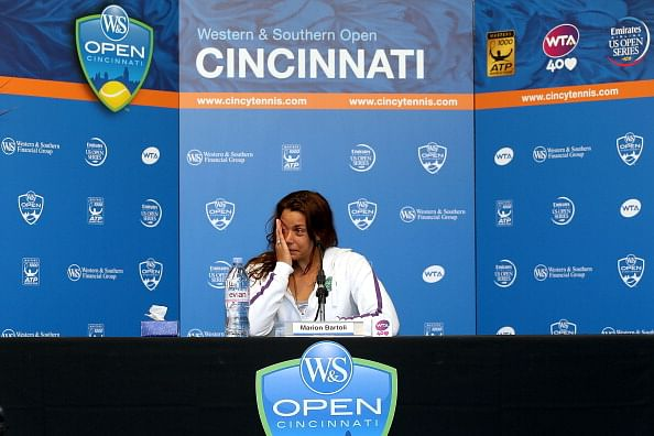 Wimbledon champion Marion Bartoli retires from tennis after Cincinnati loss