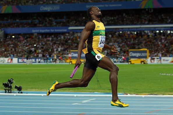 Get abs like world's fastest man – Usain Bolt