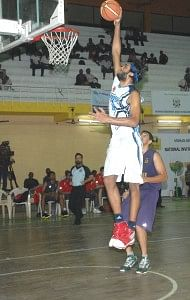 ONGC and India Centre Amritpal Singh had a dominant game in the finals.