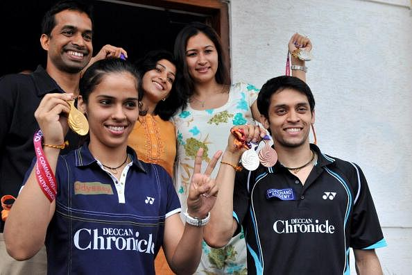 P. Gopichand: Giving flight to Indian badminton