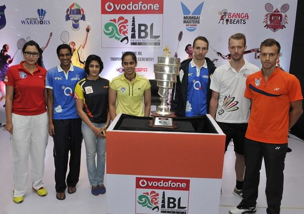Unveiling Of IBL Trophy