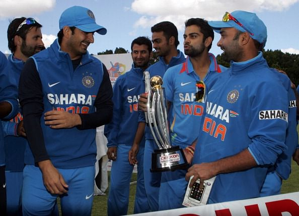 Team India – End of a victorious season
