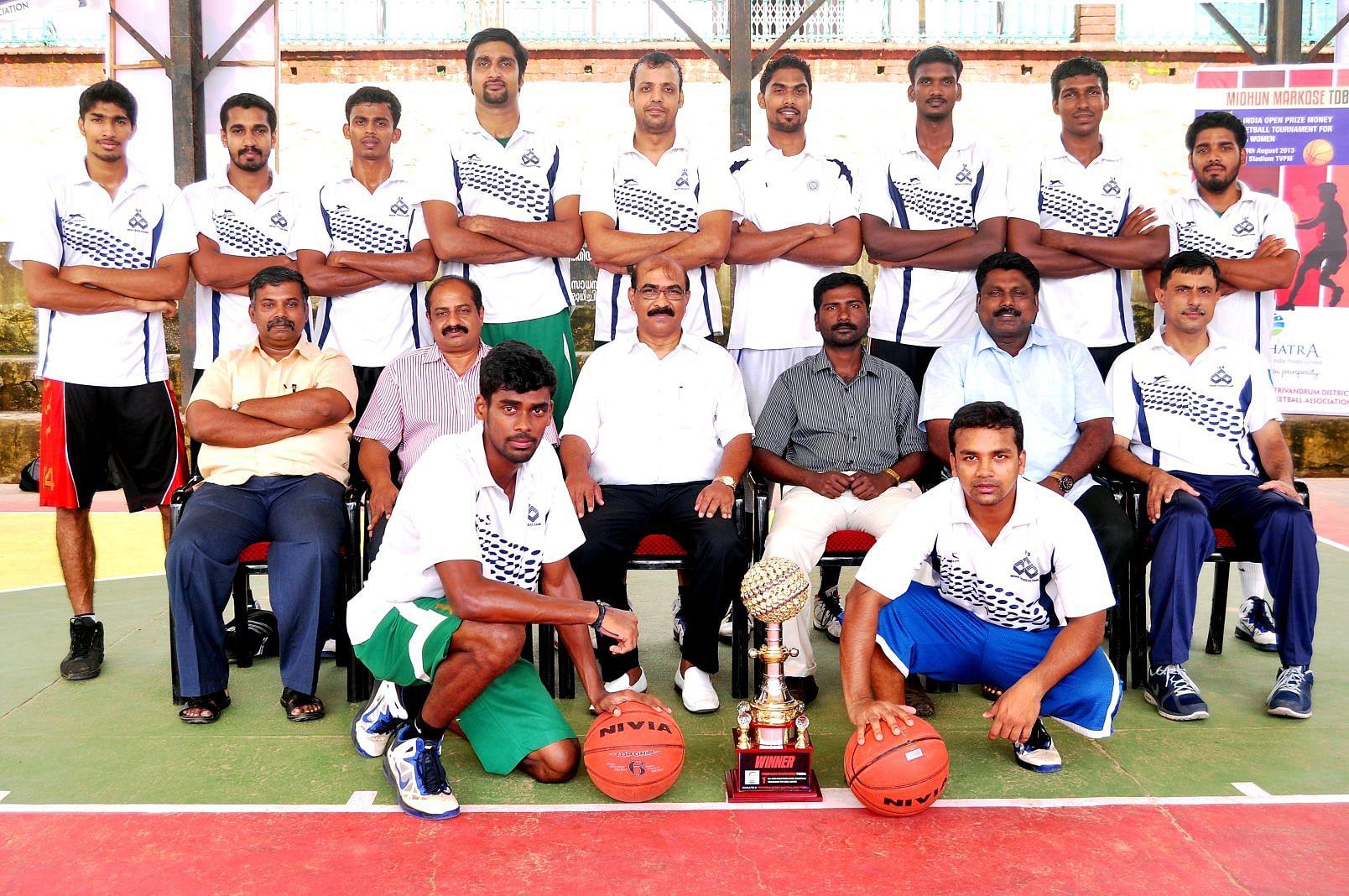 Men's Champions IOB, Chennai