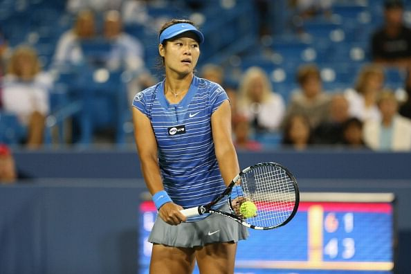 Li Na enters last four at Western and Southern Open