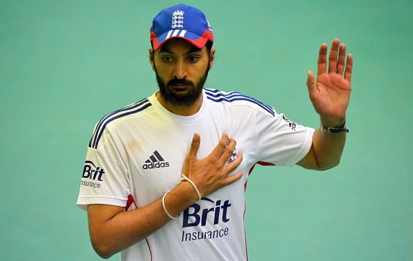 Sussex sack Monty Panesar