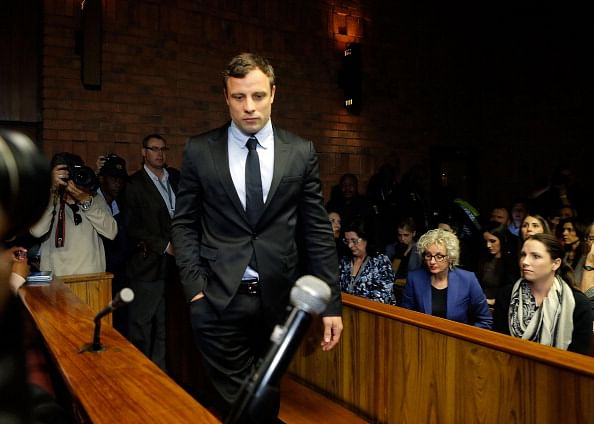'Blade Runner' Oscar Pistorius back in court