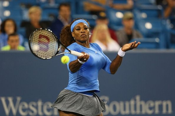 Top seed Serena enters quarters at Cincinnati Masters