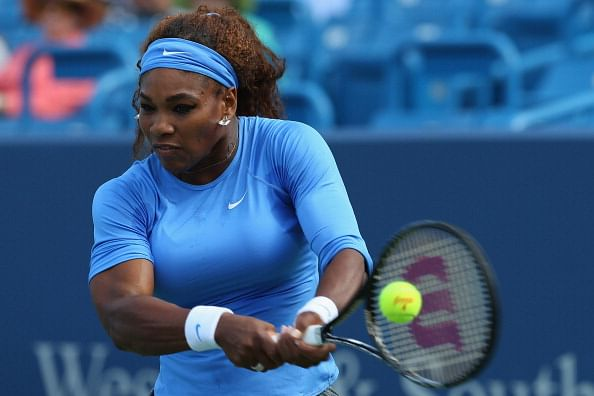 Serena Williams to meet Li Na in Cincinnati semis