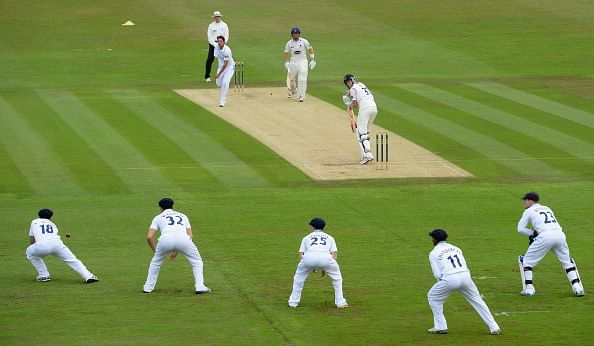 Sussex v Derbyshire: day 2