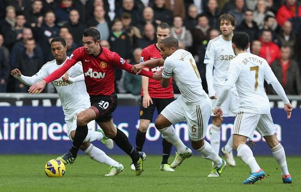 Twitter reaction from Manchester United's opening day defeat to Swansea City