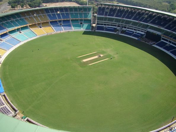 5 th - Top Cricket grounds in India