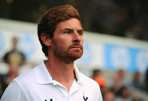 Andre villas boas snubbed european giants to stay with for Villas boas