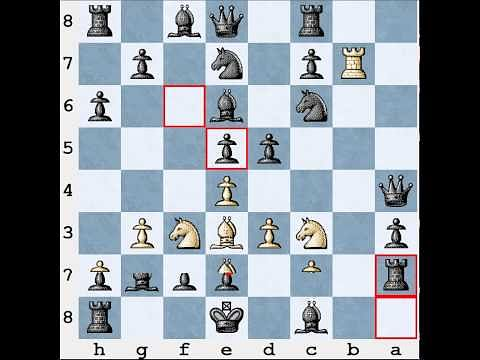Anand vs Gelfand 2012 World Chess Championship: Best moments - Chess Training Video (Part 1)