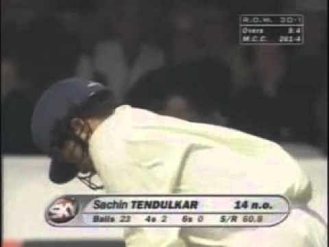 Sachin Tendulkar Centuries and Best Innings - YouTube