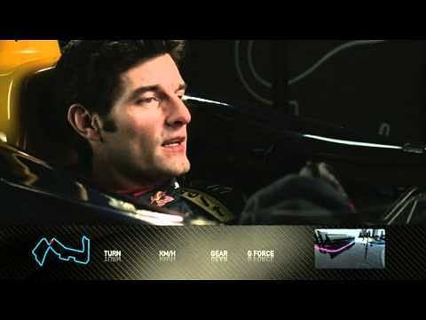 Video: Singapore GP - A lap of the Marina Bay circuit with Mark Webber