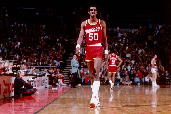 #10, at Sportskeeda's list for top 10 tallest basketball player in NBA is Ralph Sampson.
