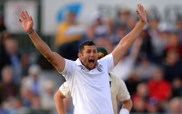England to announce squad to tour Australia on Monday, Tim Bresnan doubtful