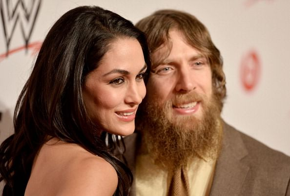 Daniel Bryan Girlfriend 2013 Relationship with Brie...