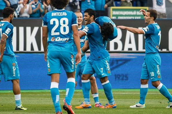 UEFA Champions League: Can Zenit St Petersburg finally make an impact?