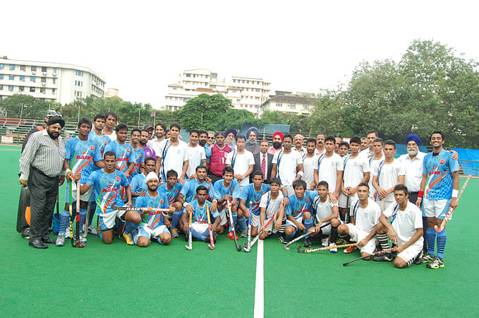 Indian Navy believes in grooming players young