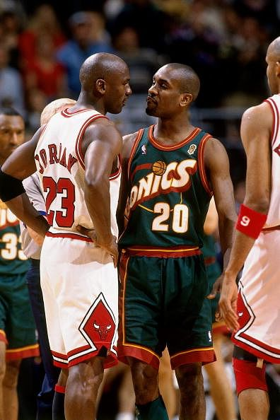 Hall of Fame honours for Gary Payton
