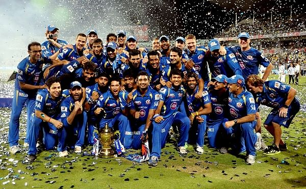 The Mumbai Indians