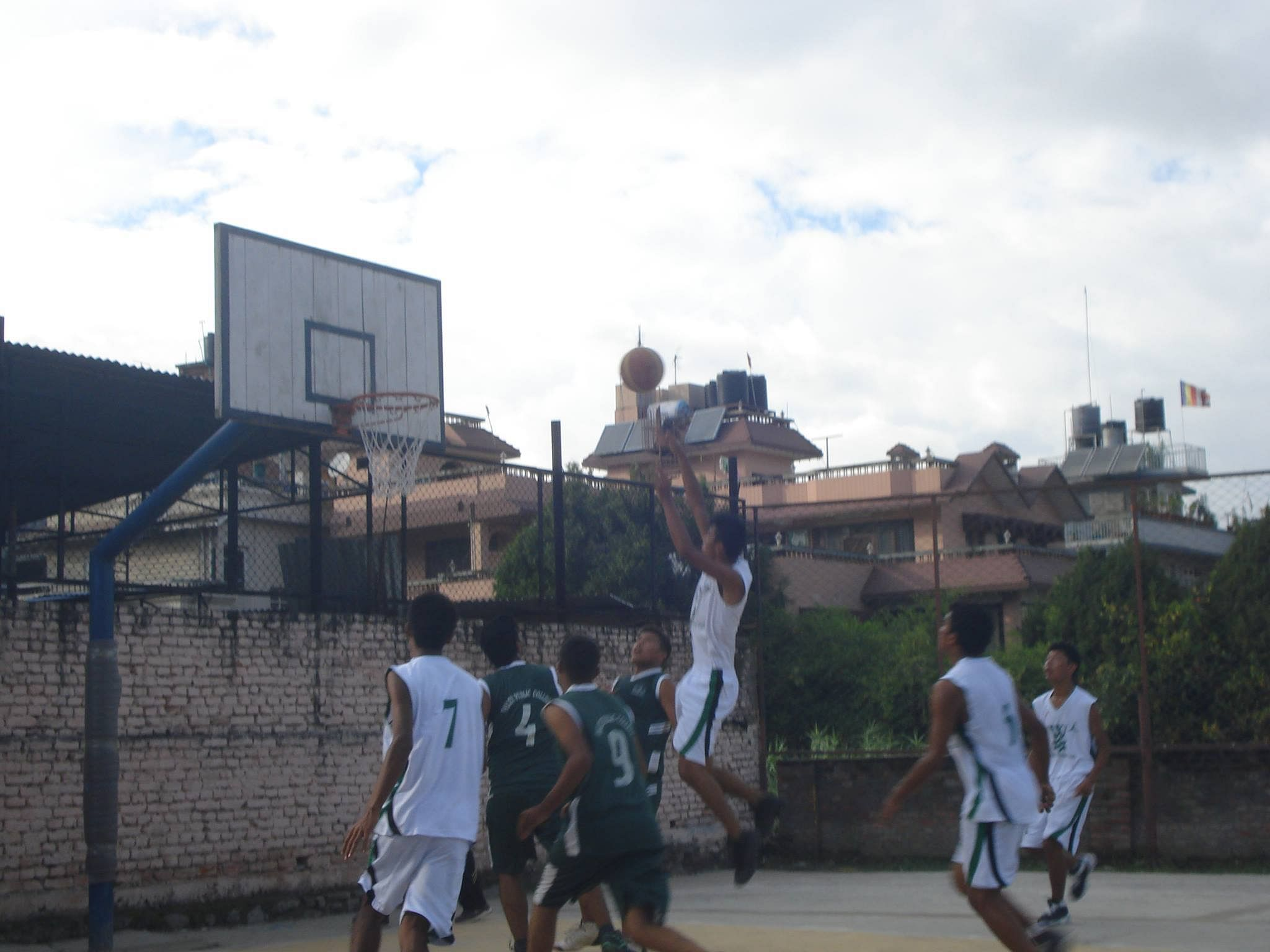National basketball league: Ludhiana college reaches boys' final