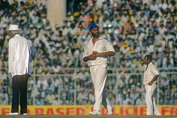 3rd Test India v England Madras January 1976-77