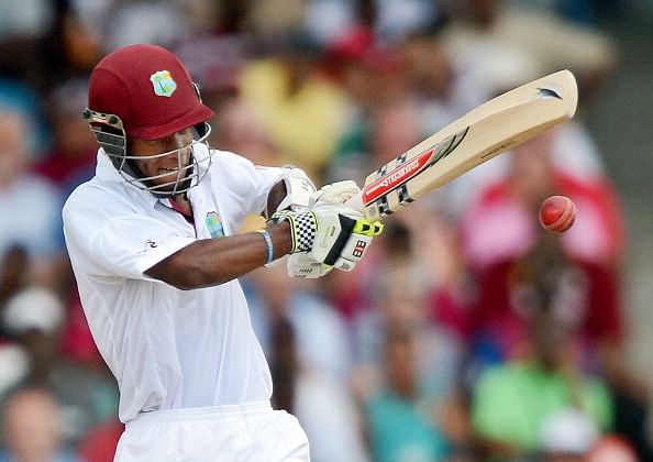 Resolute UP share honours against Windies