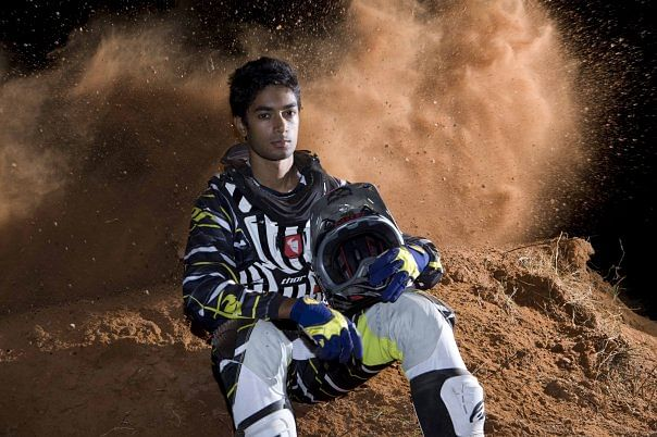 CS Santosh: The beacon of Indian Motocross