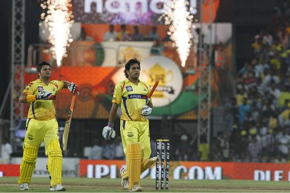 CLT20: Suresh Raina and MS Dhoni power CSK to victory