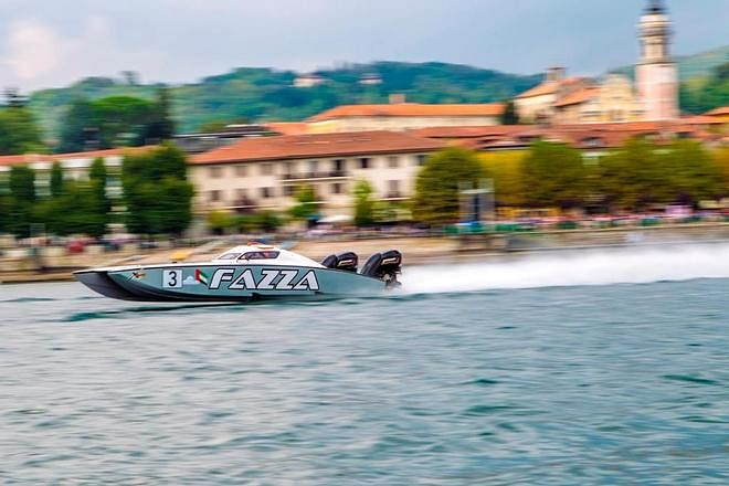 UIM Skydive Dubai XCAT World Series: Fazza win tight battle for pole at European GP