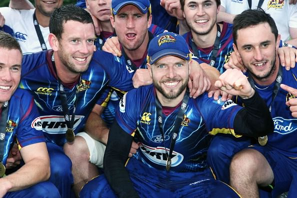 CLT20: Otago Volts post a gritty 6-wicket win against Kandurata Maroons