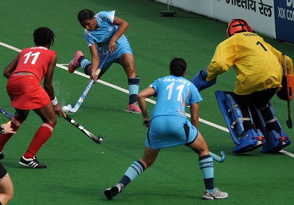 India beat China 4-2 in women's hockey