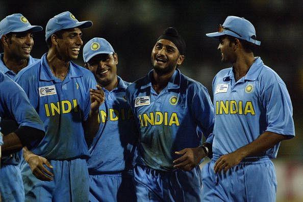 Cricket's ... 2002 India