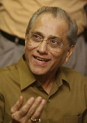 Jagmohan Dalmiya, former chief of the In