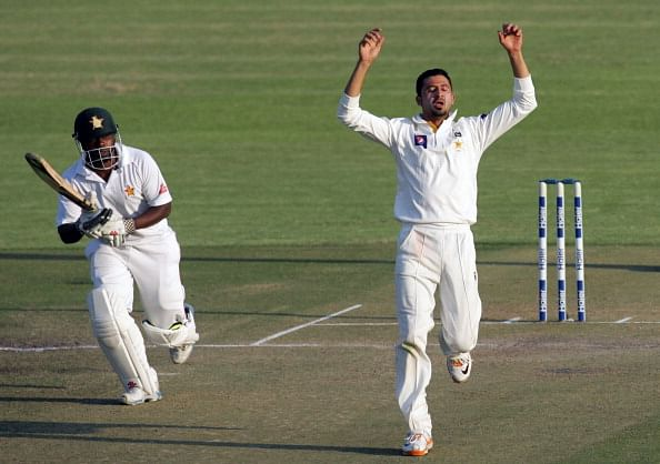 Zimbabwe vs Pakistan: 2nd Test, Day 1 - Zimbabwe battle it out on the first day