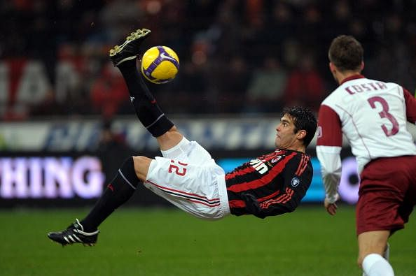 AC Milan eager to bring back Kaka as they sign Valter Birsa