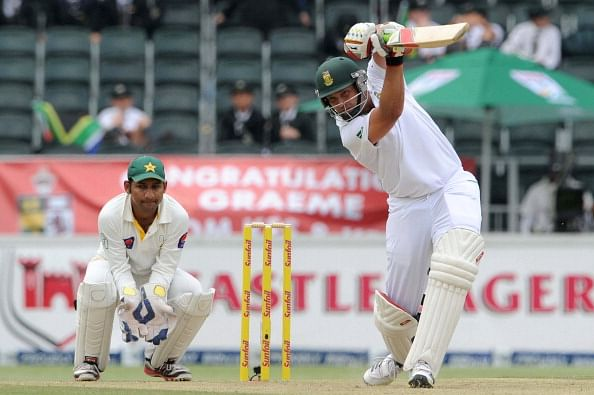 1st Test: South Africa v Pakistan - Day 1