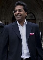 Ex-chairman of India's cricket IPL, Lali