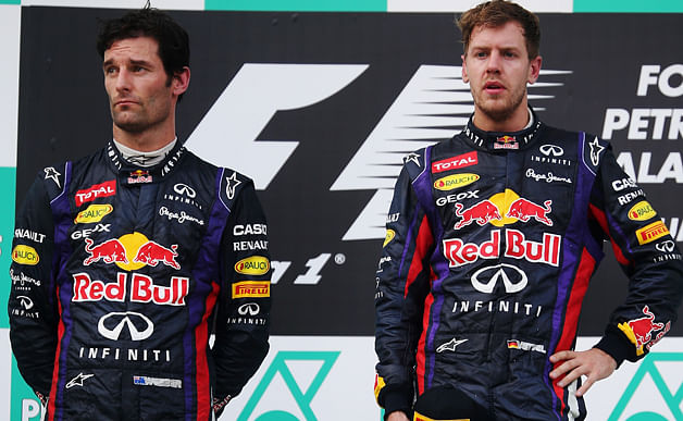 Sebastian Vettel: I will miss the rivalry with Webber