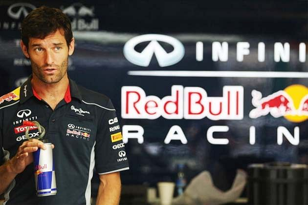 Mark Webber admits he has been struggling with motivation in F1