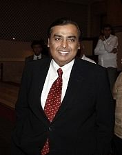 Mukesh Ambani At Managing India Awards 2013
