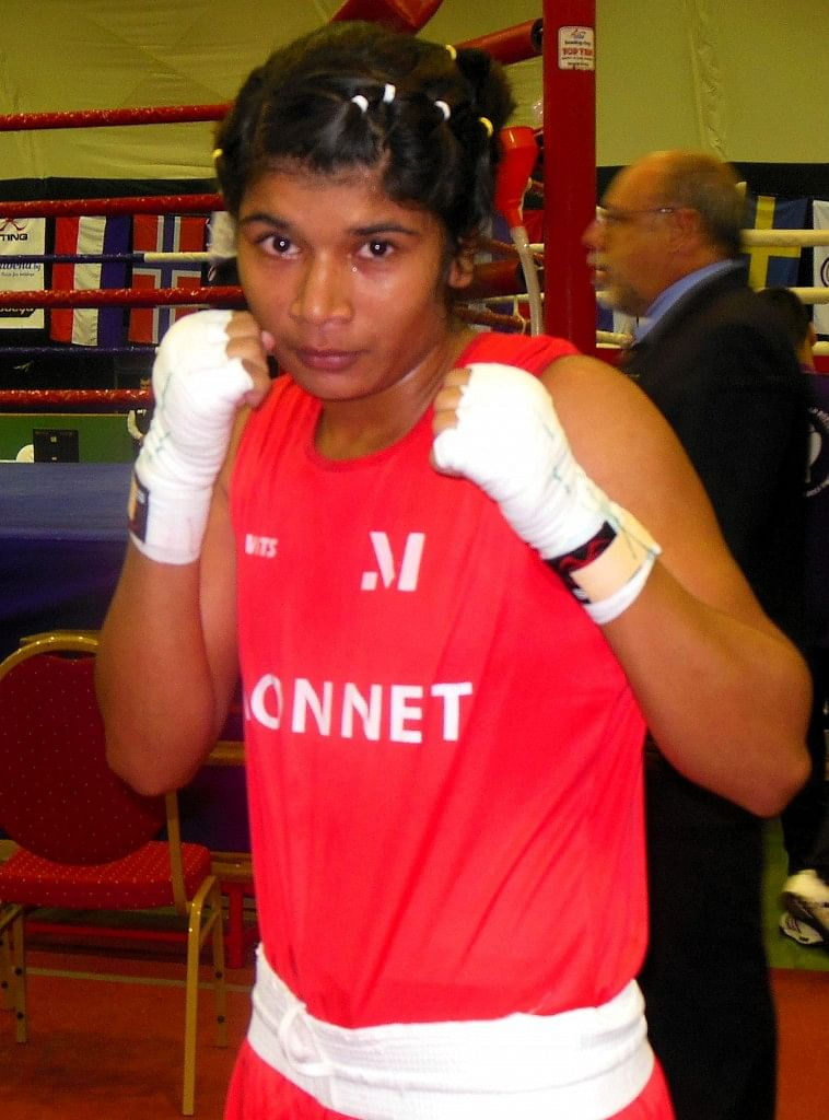 Nikhat marches into finals of Youth Boxing Championships