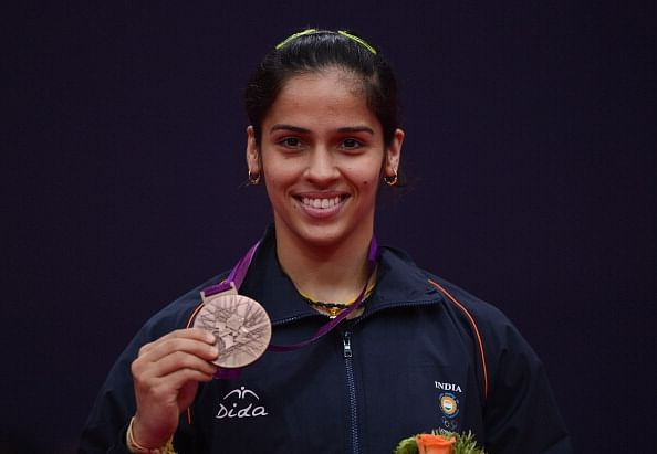 Saina, Gagan call upon youth to support Olympic Gold Quest