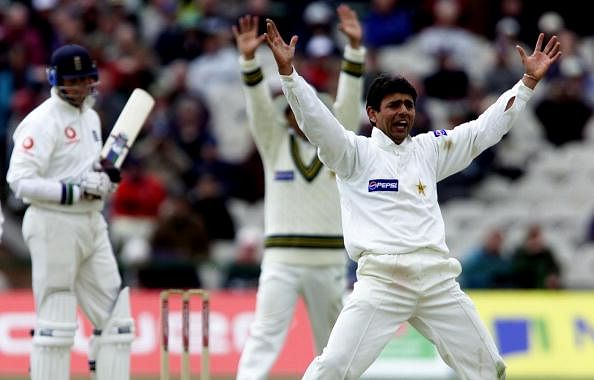 England v Pakistan x