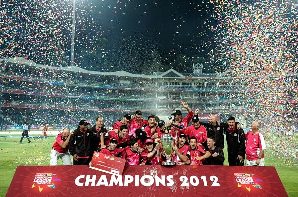 "Champions League T20 - a ""useless"" tournament resulting from a flawed concept"