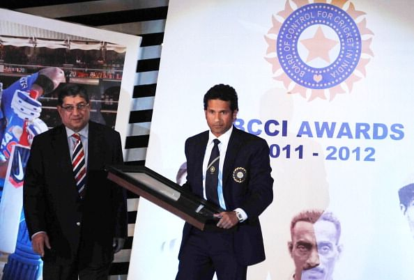 Indian Board Honours Legends